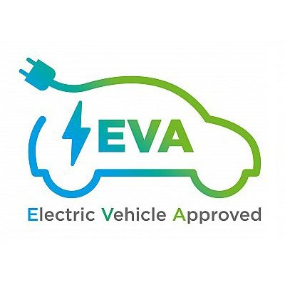 electric vehicle approved logo