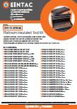 EHV-PLATINUM Insulated Tool Kit