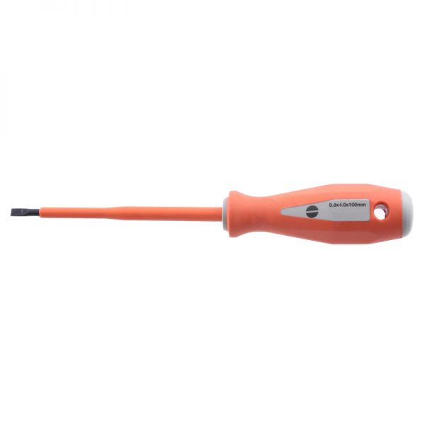 EHV-SLS340-Insulated-Slotted-Screwdriver