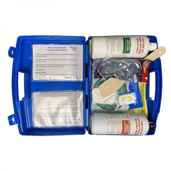 Universal-Spill-Kit-Contents-Eintac-EHV-BEK805